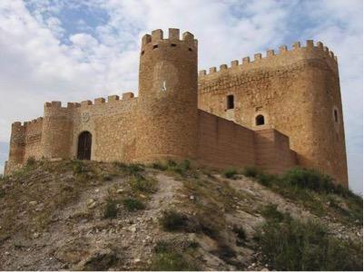 castle-san-fernando