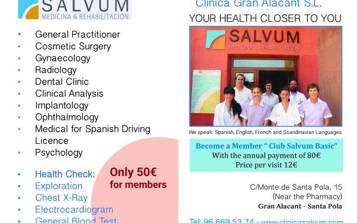 Salvum Clinica