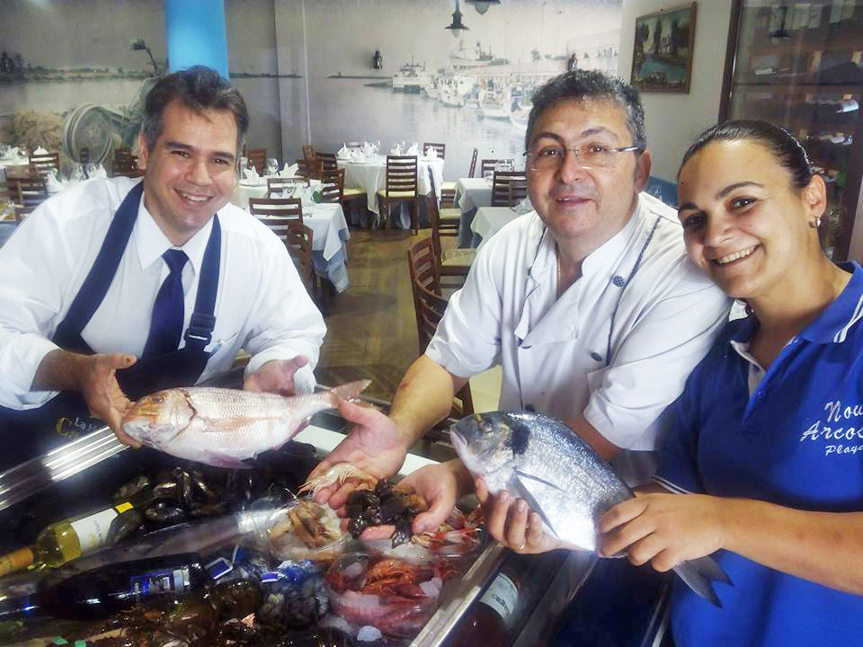 Meet The Team Nou Arcos Playa Gran Alacant Advertiser